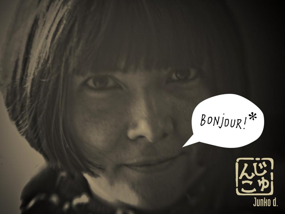 Junko d. Bonjour!