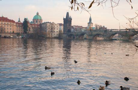 Visions of Prague I