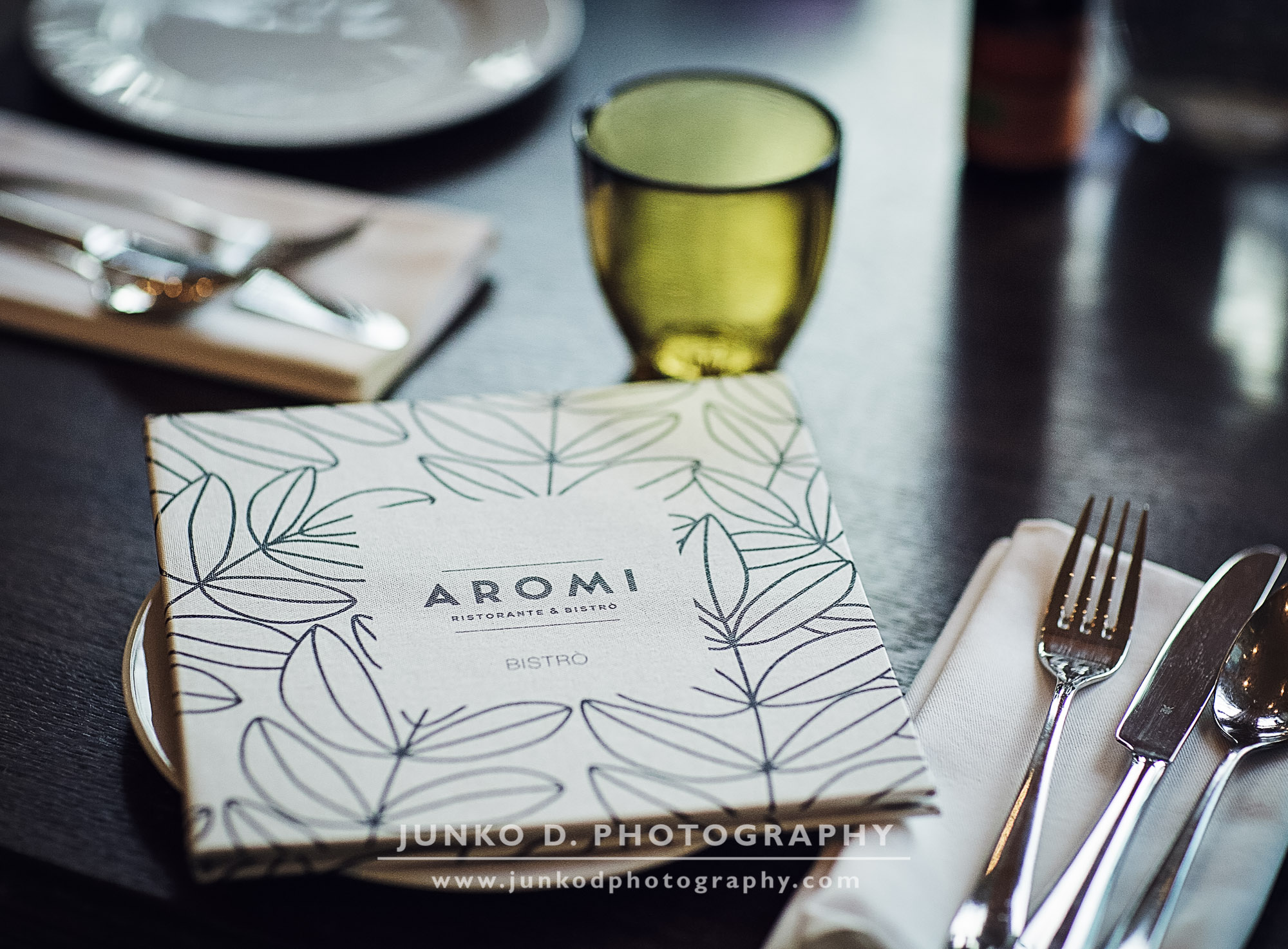 Aromi • corporate photography