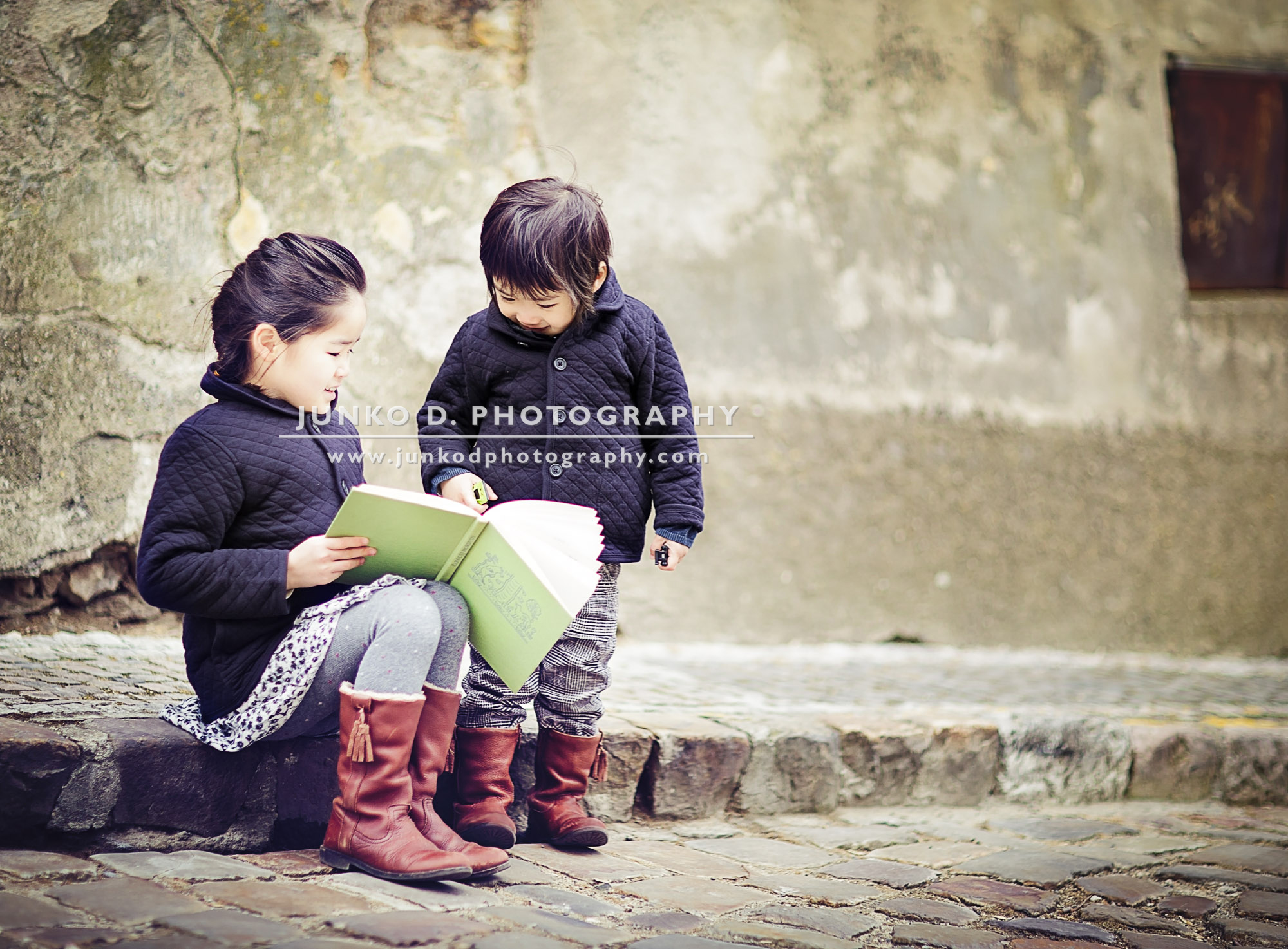 Picturesque Prague family session